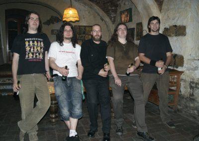 03.1 Band_2010 (post gig)