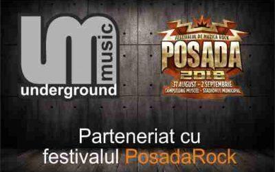Parteneriat cu PosadaRock
