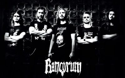 Rancorum au lansat albumul de debut The Vermin Shrine