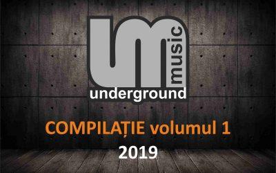 Compilație Volumul 1 – 2019