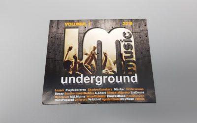 CD Compilație Volumul 1 – 2019