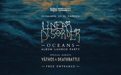 Linear Disorder lanseaza un nou EP si lyric video
