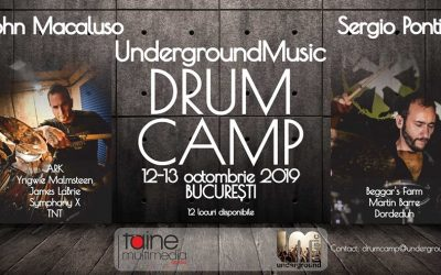 UndergroundMusic DrumCamp