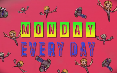 "Wise Old Nails o dau pe reggae punk cu piesa nouă ""Monday Everyday"""