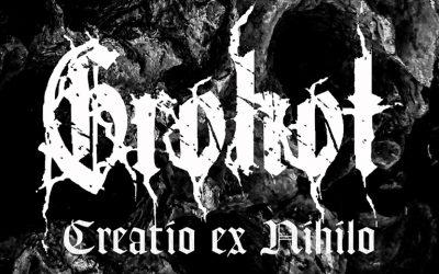 Grohot lansează primul lor EP