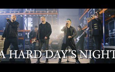 "CRS All-Stars au lansat ""A Hard Day's Night"""